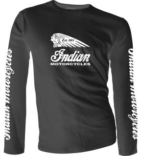Classic Indian Motorcycles Retro Vintage Motorcycle Biker Premium t