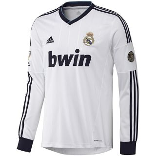 real madrid jersey long sleeve