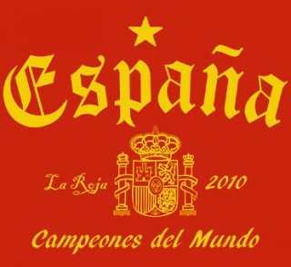 546 SPAIN ESPANA WORLD CUP soccer s m l xl 2x 3x jersey new hoodie