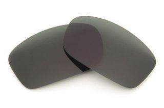 VL Polarized Stealth Black Replacement Lenses for Oakley Fives Squared