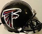 Matt Schaub Signed Atlanta Falcons Mini Helmet Houston Texans Football