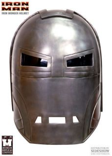 Museum Replicas Iron Man IRON MONGER 1:1 HELMET Prop Replica IN STOCK