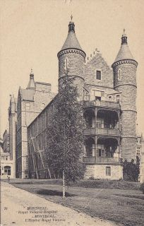 Carte Postale Royal Victoria Hospital MONTREAL Quebec Canada ND Phot