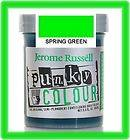 Punky Colour Jerome Russell Spring Green Color Hair Cream Dye New