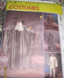 wizard witch hobbit hunger games cape costume Pattern 3 8 halloween