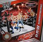 WWE RAW Superstar Ring WWF Wrestling Toy Mat for Action Figures NEW IN