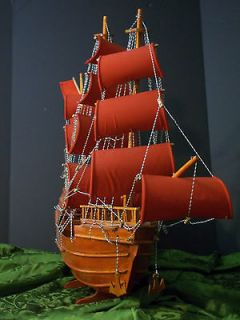 wooden boat model kits in Boats, Ships