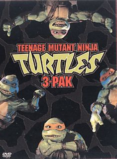 Teenage Mutant Ninja Turtles   Collection (DVD, 2003, 3 Disc Set
