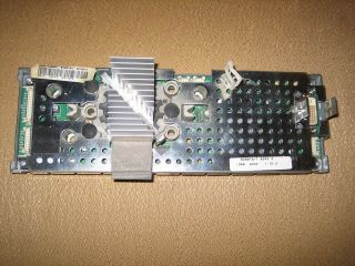 SAMSUNG BP96 01848A DMD BOARD (CHIP NOT INCLUDED) MODEL #HL T5676SX/XA