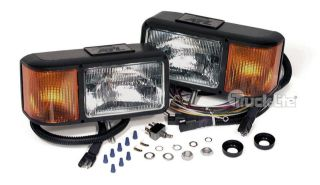 TRUCK LITE SNOW PLOW LIGHT KIT W/ HARNESS Plow Light Kit Brand New