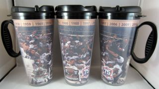 Hershey Bears Insulated Travel Mug Bottle Coffee Cup Beverage Drink