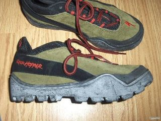 SPECIALIZED ROCKHOPPER off road downhill leather cycling shoes boots