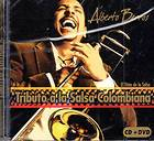 ALBERTO BARROS TRIBUTO SALSA COLOMBIANA 3 CD DVD
