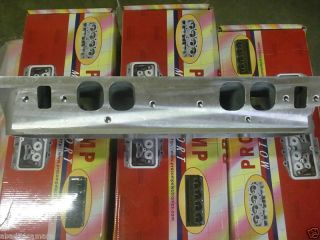 ProComp BBC Big Block Chevy Oval Port Aluminum Heads 396 454