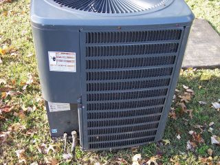 UNIT GOODMAN 2.0 TON SPLIT UNIT R22 HEAT PUMP 2006 Models