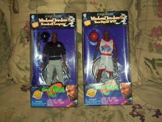 JORDAN warner bros space jam collectiable NIB dolls set