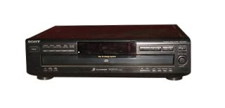 Sony CDP CE315 CD Changer