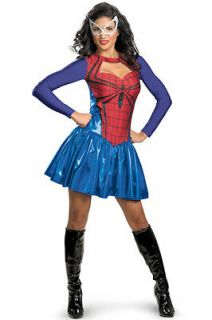 spiderman costume adult medium