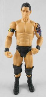 Mattel WWE WWF TNA ECW RAW Wade Barrett Nexus Figure