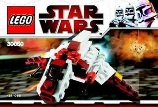 lego star wars republic attack shuttle in Star Wars