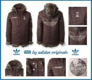 Adidas Star Wars Wookie JacketRARE FINDBRAND NEWSIZE SMALL TO