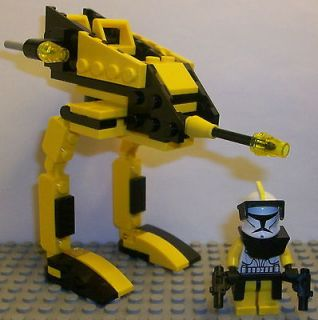 Lego Star Wars Clone Wars Custom Commander Bly w/ Battle Gear