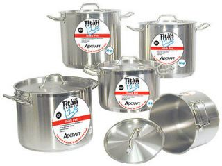 stainless steel pot in Cookware