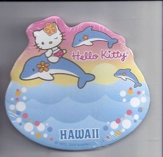 Sanrio Hello Kitty Sticky Notes Hawaii Dolphins #14