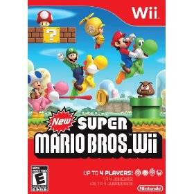 Super Mario Bros. Wii, 2009