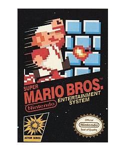 Super Mario Bros. Nintendo NES, 1987