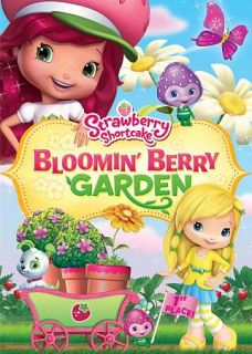 Strawberry Shortcake Bloomin Berry Garden DVD, 2012