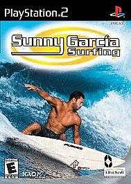 Sunny Garcia Surfing Sony PlayStation 2, 2001