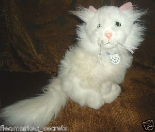 STUART LITTLE MOUSE SNOWBELL KITTY CAT PLUSH DOLL STUFFED TOY LOVEY