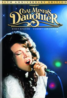 Coal Miners Daughter DVD, 2005, 25th Anniversay Edition