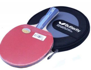 Butterfly Table Tennis Racket/Paddle/​Bat TBC 501 w/Case