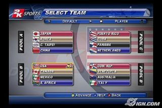 Major League Baseball 2K6 Nintendo GameCube, 2006