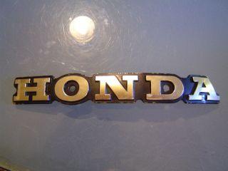 Gas Tank Emblem Badge Decals Stickers LOGO Honda Magna Motorcycle