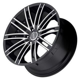 18 inch Prado Arcana Staggered black wheels rim 5x4.5 / MAZDA RX 8