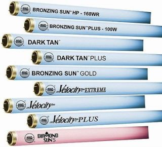 Sunquest Pro 24rs Tanning Bed Acrylic Plastic 1999 2006
