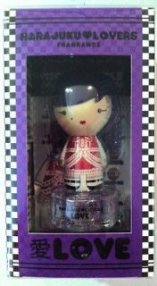 Harajuku Lovers Wicked Style LOVE Fragrance by Gwen Stefanie, .33 oz