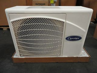 Carrier   38BNQ0091   3/4 Ton Ductless Split System Condensing Unit