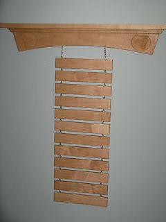 Arched Martial Arts Shelf Belt Display Rack, Karate, Tae Kwon Do