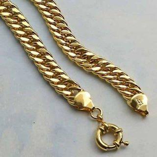 mens heavy gold chain