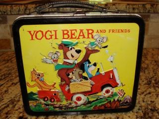 yogi bear lunchbox in Lunchboxes, Thermoses