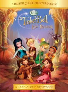 Tinker Bell and the Lost Treasure by Random House Disney Staff 2009