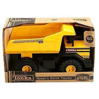 Tonka Classic Mighty Dump Truck 65 Years Toy Pressed Steel