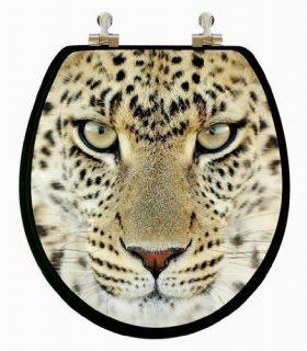 leopard toilet seat in Toilet Seats