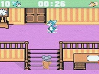 Tom and Jerry Nintendo Game Boy Color, 1999