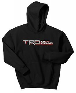 TOYOTA TRD OFF ROAD RACING DEVELOPMENT HOODIE SWEAT SHIRT TACOMA