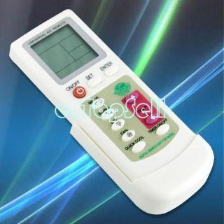 Air Conditioner Remote Control For SANYO NEC TOSHIBA